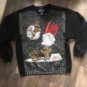 American Rag | Ugly Christmas Sweater Sweatshirt
